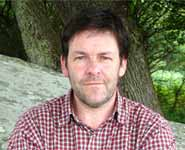 Dr George Nash, Visiting Fellow and Lecturer in the Department of Archaeology and Anthropology