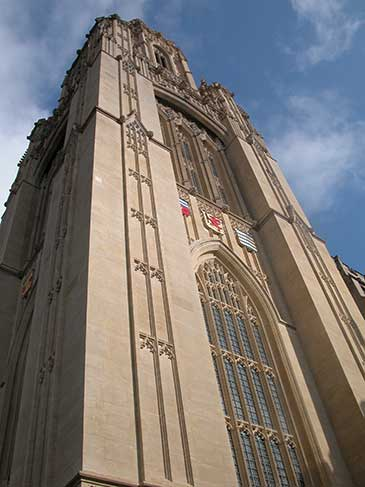 Image of the Wills Memorial Building