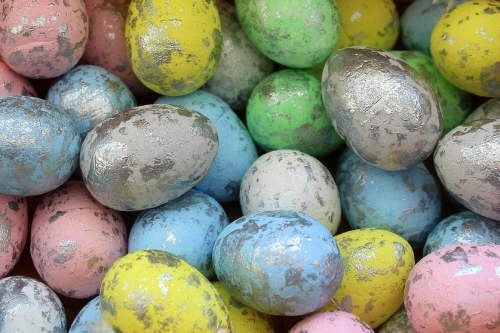 Annual Easter egg hunt returns to Nottoway Park