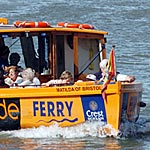 picture of a bristol ferry